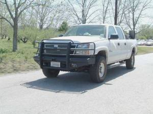 Ranch Hand - Ranch Hand Legend Bumper, Chevy (2001-02) 2500 & 3500