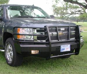 Ranch Hand - Ranch Hand Summit Bumper, Chevy (2007.5-10) 2500 & 3500 Silverado