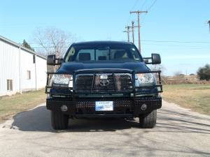 Ranch Hand - Ranch Hand Summit Bumper, Toyota (2007-13) Tundra (Regular, Double, Crew Max) (Excludes Limited)