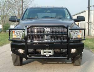 Ranch Hand - Ranch HandSport Front Winch Bumper,Dodge (2006-09) 2500, 3500, & 1500/2500 Mega Cab, 15K