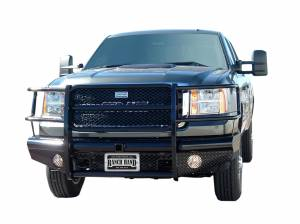Ranch Hand - Ranch Hand Legend Bumper, GMC (2011-14) 2500 & 3500