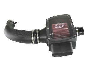 S&B - S&B Air Intake Kit, Ford (2007-08)  F-150, 4.6 L Oiled Filter