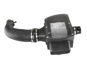 S&B - S&B Air Intake Kit, Ford (2007-08)  F-150, 4.6L Dry Extendable Filter