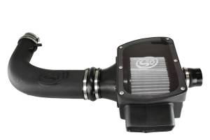 S&B - S&B Air Intake Kit, Ford (2006)  F-150, 5.4L, Dry Extendable Filter