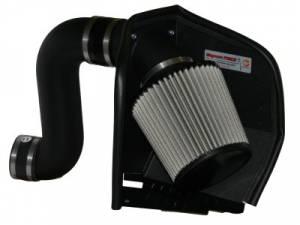 Air Intake & Cleaning Kits - Air Intakes - aFe - aFe Air Intake, Dodge (2003-07) 5.9L  Cummins, Stage 2 Pro Dry S