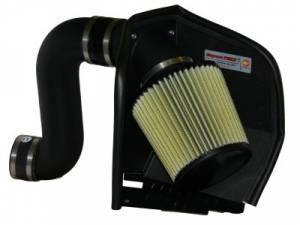 Air Intake & Cleaning Kits - Air Intakes - aFe - aFe Air Intake, Dodge (2003-07) 5.9L  Cummins, Stage 2 Pro Guard 7