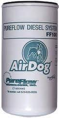 Fuel Pump Systems - Fuel Pumps With Filters - Pure Flow - AirDog - AirDog Replacement Fuel Filter, 2 micron