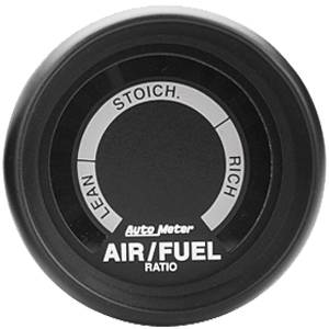 """2-1/16"""" Gauges - Auto Meter Z-Series - Autometer - Auto Meter Z-Series, Air/Fuel Ratio (Full Sweep Electric)"""
