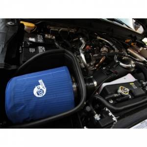 aFe - aFe Air Intake, Ford (2011-13) 6.7L Power Stroke, Stage 2 Pro-Dry S - Image 2