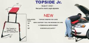 TraXion Engineered Products - TraXion Foldable Topside Jr.