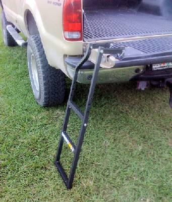 Exterior Accessories - Tailgate Ladders