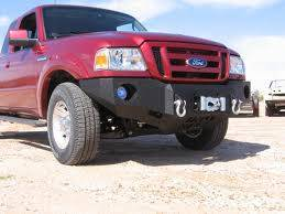 Brush Guards & Bumpers - Front Bumpers - Iron Bull Bumpers - Iron Bull Front Bumper, Ford (1998-11) Ranger
