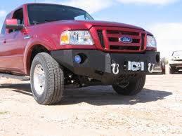 Iron Bull Bumpers - Iron Bull Front Bumper, Ford (1998-11) Ranger