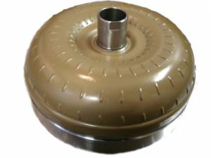 Transmission - Torque Converters - Diamond T Enterprises - Diamond T Torque Converter, Ford (2008-10) 6.4L Power Stroke stock horse power Triple Disk