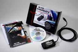 Auto Enginuity - AutoEnginuity Scan Tool Total Ford Bundle  (ST06 & EI01)