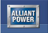 Alliant Power - Alliant Power Fuel Injector, Ford (2003-04) 6.0L Power Stroke, Stock