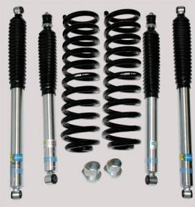 Steering/Suspension Parts - Leveling Kits - RCD Suspension - RCD Leveling Kit, Ford (2005-10) Superduty 4x4, 2.5""