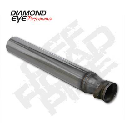 Exhaust - Cat, DPF, & Muffler Delete Pipes