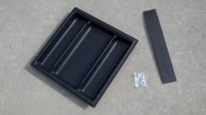 """Pro Maxx - Pro Maxx Truck Tool Box, 72""""L x 19""""W x 13""""H Aluminum Diamond Plate, Gull Wing - Image 5"""