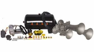 Air Horns - Complete Train Horn Kits - HornBlasters - Nathan AirChime P3 540, Train Horn Kit