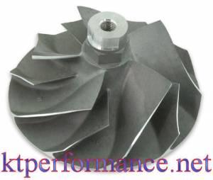 Garrett Turbo Compressor Wheel, Ford (1994-2003) 7.3L, TP38 & GTP38 - Image 2