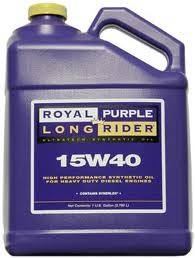 Royal Purple - Royal Purple Multi-Grade Motor Oil, 15W40,   1gal Bottle