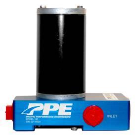 PPE Electric Fuel Pump, (2001-10) 6.6L Duramax, 160gph