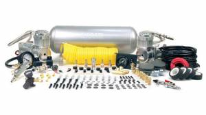 Air Compressors - Complete Air Compressor Kits - Viair - Viair 10009 X'treme Duty Onboard Air System