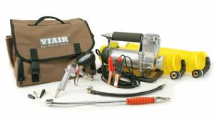 Air Compressors - Portable Air Compressors - Viair - Viair, 400PA-RV 150psi Portable Air Compressor