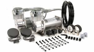 Air Compressors - Dual Air Compressors - Viair, Dual 380C 200psi Air Compressor Pumps