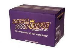 Motor Oil - 5W20 Motor Oil - Royal Purple - Royal Purple XPR Racing Oil, 5W20,   12 Quart Case