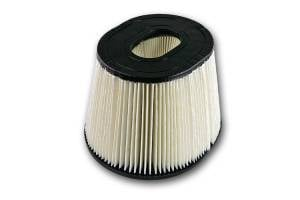 Air Filters - Aftermarket Style Replacement/Universal Air Filter - S&B - S&B Replacement Air Filter (for Ford 6.4L Intake with round flange) Dry Extendable Media