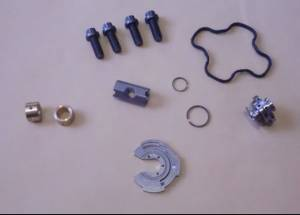 Turbos/Superchargers & Parts - Turbo Rebuild Kits - Garrett - Garrett Turbo Rebuild Kit, Ford (1999.5-03) 7.3L Garrett GTP38
