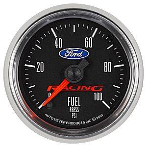 "Gauges - 2-1/16"" Gauges - Auto Meter Ford Racing Series"