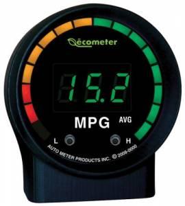 """2-1/16"""" Gauges - Auto Meter Ecometer - Autometer - Auto Meter Ecometer, 9100"""