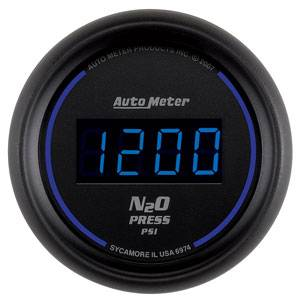 "2-1/16"" Gauges - Auto Meter Cobalt Digital Series - Autometer - Auto Meter Colbalt Digital Series, Nitrous Pressure 0-2000psi"