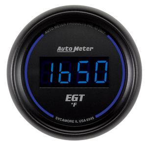 "2-1/16"" Gauges - Auto Meter Cobalt Digital Series - Autometer - Auto Meter Colbalt Digital Series, Pyrometer 0*-2000* F"