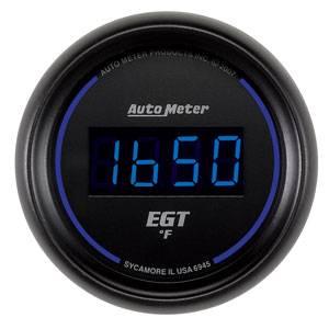 "2-1/16"" Gauges - Auto Meter Cobalt Digital Series - Autometer - Auto Meter Colbalt Digital Series, Pyrometer 0*-2000* F"