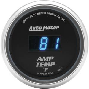 "2-1/16"" Gauges - Auto Meter Cobalt Series - Autometer - Auto Meter Cobalt Series, Amplifier Temperature 0*-250*F (Full Sweep Electric)"