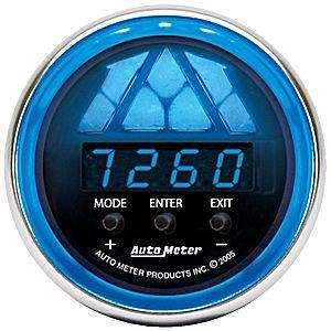 Auto Meter 6116 Cobalt 2-1//16 240-33 ohms Short Sweep Electric Fuel Level Gauge