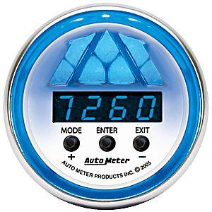 "2-1/16"" Gauges - Auto Meter C2 Series - Autometer - Auto Meter C2 Series, Digital Pro-Shift System Level 2 (Full Sweep Electric)"