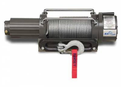 Exterior Accessories - Winches