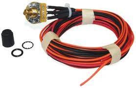 Gauge Parts - Gauge Lighting - Isspro - Isspro EV2 Lighting Wire Harness With Potentiometer