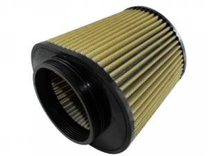 """Air Filters - Aftermarket Style Replacement/Universal Air Filter - aFe - Replacement Filter for aFe Intake Kit (5-1/2"""" Flange x 7""""x10"""" Base x 7"""" Top x 8"""" Height) Pro Guard 7"""