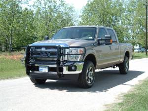 Brush Guards & Bumpers - Grille Guards - Ranch Hand - Ranch Hand Legend Grille Guard, Ford (2011-16)F-250, F-350, F-450, & F-550