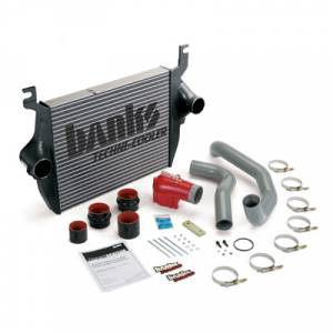 Intercoolers/Tubing - Intercoolers - Banks Power - Banks Power Techni-Cooler Intercooler Kit, Ford (2005-07) 6.0L Power Stroke