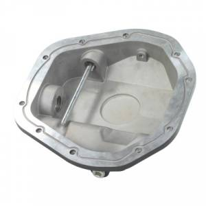 aFe - aFe Front Differential Cover, Ford Diesel Trucks (1994.5-12) 7.3L/6.0L/6.4L/6.7L, Machined Fins - Image 2