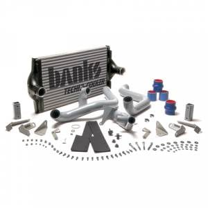 Intercoolers/Tubing - Intercoolers - Banks Power - Banks Power Techni-Cooler Intercooler Kit, Ford (1994-97) 7.3L Power Stroke