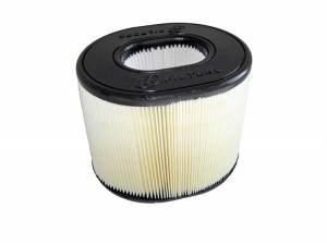 "Air Filters - Aftermarket Style Replacement/Universal Air Filter - S&B - S&B Replacement Air Filter (5"" Flange, 8.75""x10"" Base, 8""x9.75"" Top, 7"" Height) Disposable, Dry Media"