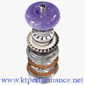 ATS - ATS Transmission Rebuild Kit, GM (2001-04) Allison LCT-1000, Stage 4 - Image 2